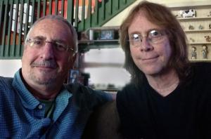 With Bill Mumy